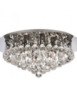 Crystal Flush Lighting